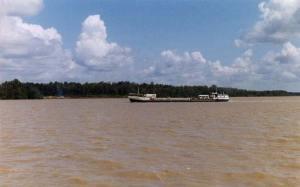 utilización del rio
